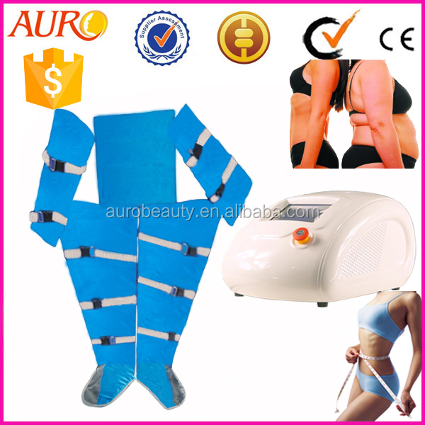 Au-6807 Best Selling Apparatus Pressotherapy Body Slimming Lymphatic Drainage Machine