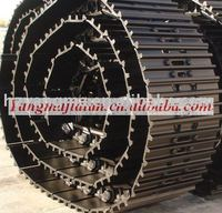excavator track link shoes for EX200-1