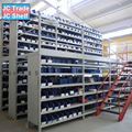 Supermarket and Warehouse Heavy Duty Storage Pallet and Mezzanine Shelves System