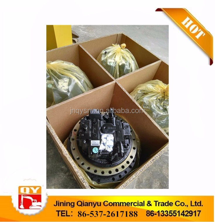 FINAL DRIVE CX36 MINI EXCAVATOR HYDRAULIC TRAVEL MOTOR
