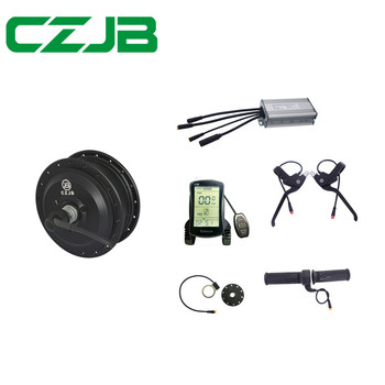 JIABO JB-92Q ebike 20 inch front wheel hub motor 350 watt electric bike conversion kit