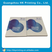 customized brochure printing design products for industry catalog