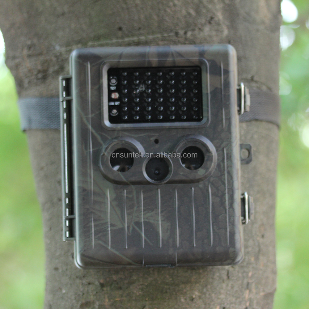 wholesale battery operated outdoor wireless security digital trail camera