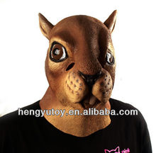 2014 Huizhou Hot Selling Realistic New Cute mascot latex Squirrel costume for World up