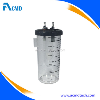 Professional Manufacturer Reusable Suction Canister for Bed Head Modular