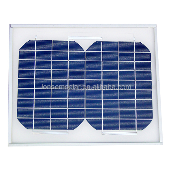 Low Prices Hot Selling 6V 12V 5W 10W 20W 30W 40W 50W 60W Small Size Solar Panel For Lights, Toys