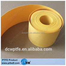 Clear thin PTFE film high density gum PTFE film