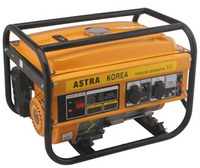 Astra Korea Gasoline Generator AST3700 AST3800 Factory Price 2KW 3KW Middle East and Africa Market Best Selling