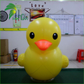 Best Price Promotional Inflatable Swim Duck / Lovely Decorative Animal Duck Pool Floats Model