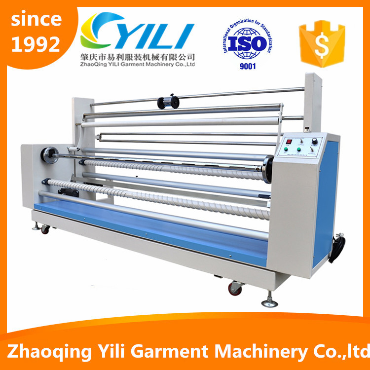 lace industrial rolling machine price textile finishing machinery