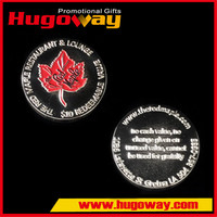 Promotion custom souvenir metal masonic coin