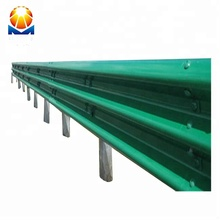 Zinc Coated Corrugated Highway Guardrail W Beams