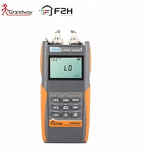 [Grandway Original] FHM-2A01 Fiber Optical Multimeter, Power Meter and Light Source in ONE , Fiber Optical Loss Tester
