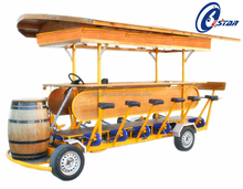 2015 Top quality Famous brand beer bike factory