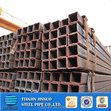 Free sample cold rolled annealing steel tube 40x40 ms hollow section black annealing steel square pipe pricea