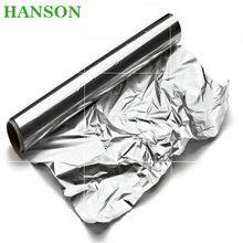 8011-O colored aluminum foil for hair salon hair foil colored aluminum foil paper packed in dispenser color box