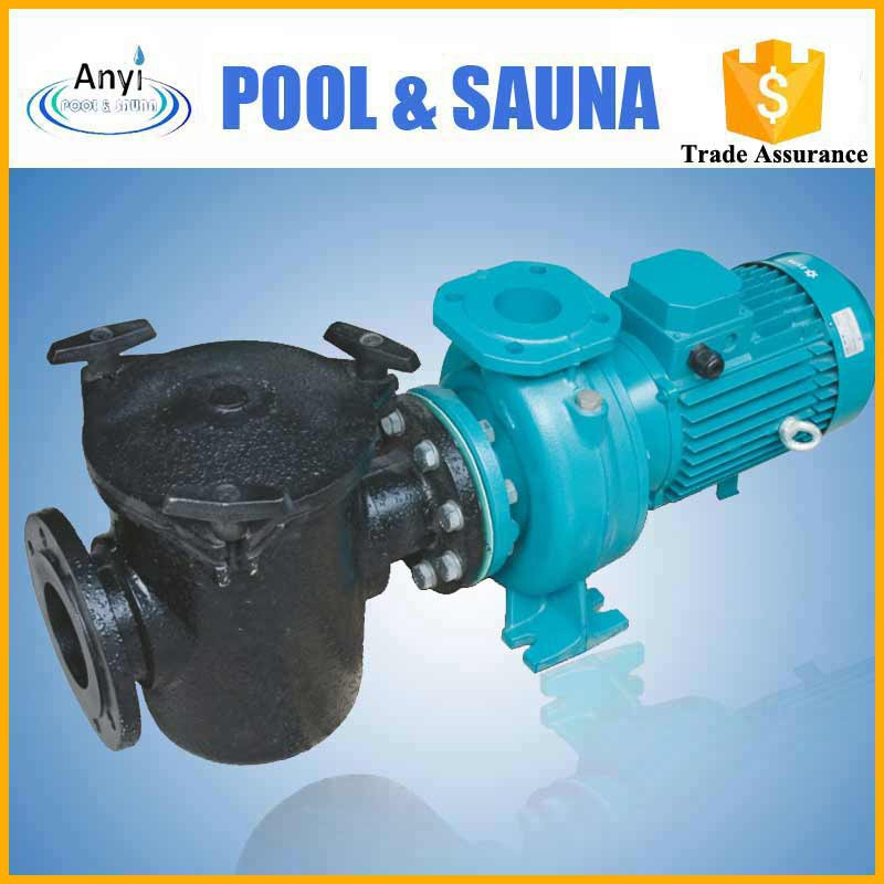 High Pressure and Motor Centrifugal water Pump for ESPA swimming pool