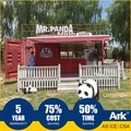Ark commercial field Top Quality Good Price Pop-up Box