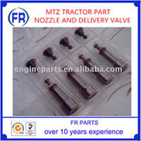 High Quality Manufacturer MTZ Tractor Parts Nozzle Plunger and Delivery Valve