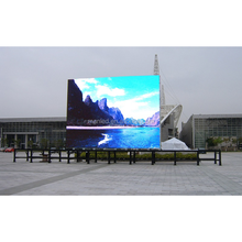 Outdoor/Indoor Advertising Full Color LED Display Screen Panel Board (P4&P5&P6&P8&P10 Module)