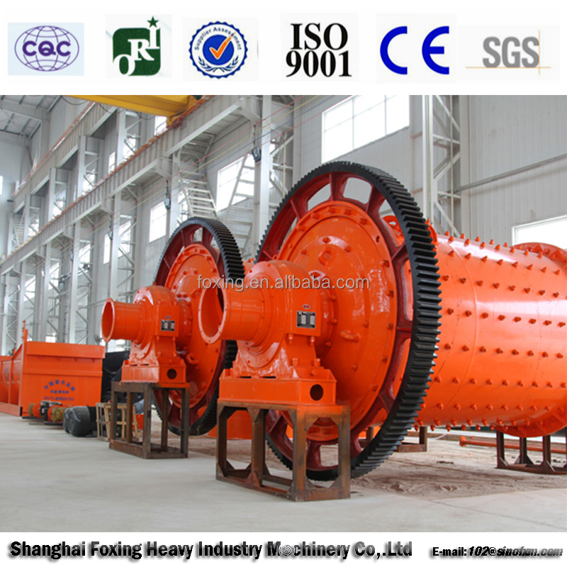 High Grinding Efficency Ball Mill Machine for Calcite Dolomite Grinding