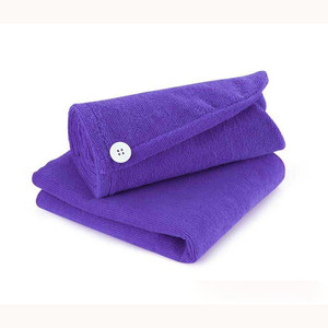 35*75cm Microfiber Salon Towel, Microfiber Hair Salon Towel