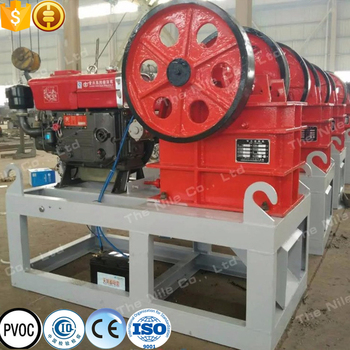 Mini jaw crusher large capacity used stone plant for sale