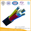 0.6/1KV XLPE PVC Cable Aluminum Conductor Power Cable 3/4 Core 95mm