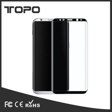 9h tempered glass mobile phone screen protector film guard for Samsung galaxy S6 S7 S8 edge for iPhone 5 6 7 plus tab Pad