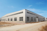Climate Controlled Port Construction Warehouse in Mexico construction warehouse
