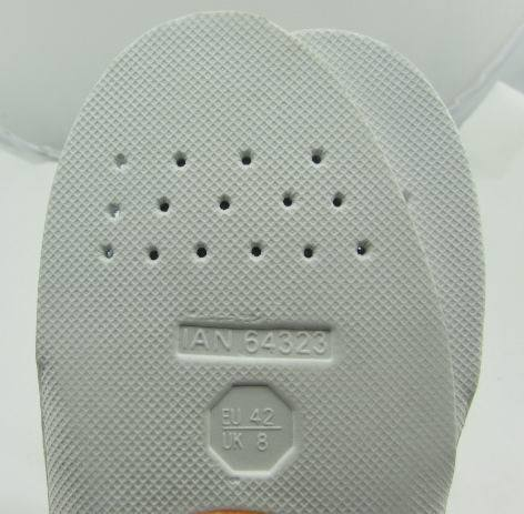 Custom Orthopedic Arch Support Heel Poron Gel Cushion EVA FoamShoe Insole Inserts