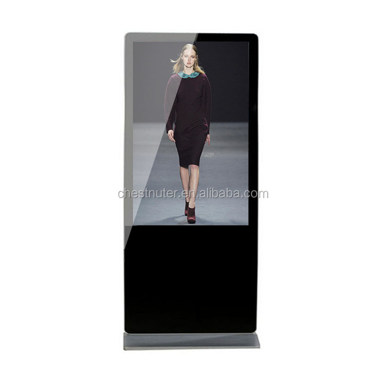 55 Inch Advertising LCD Touch Screen Display(CHESTNUTER)