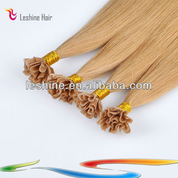 Hot!!! Top Quality 100% Italian Glue No Tangle nail tip fusion hair extensions