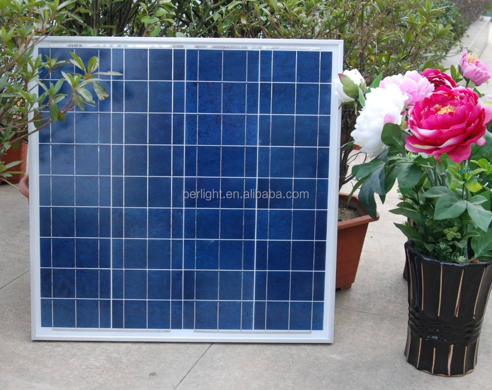 Wholesale Small Size Polycrystalline Solar Panel Import Solar Panels 50w