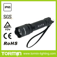 LED Police Flashlight