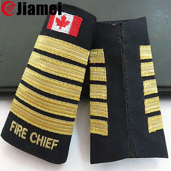 Best quality US navy SEALS uniform epaulette