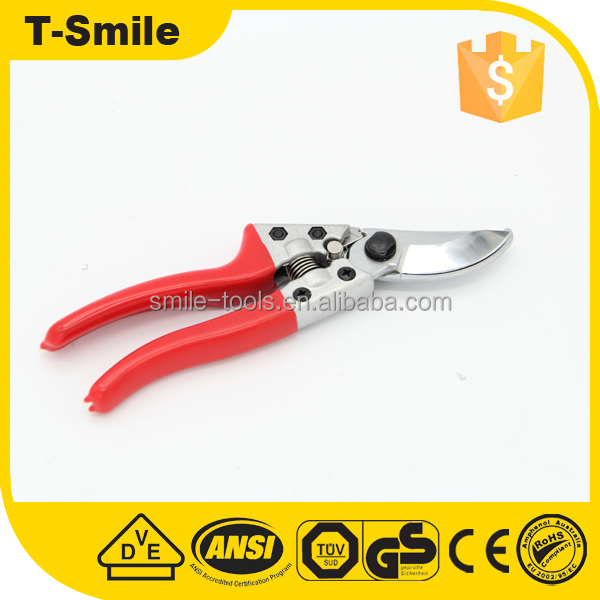 China supplier private label garden tools SK5 garden shears wih leather case