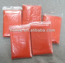 cheap disposable rain poncho for promotion