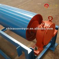 Mining belt conveyor tail pulley manufacturer,Dia500mm conveyor head pulleys