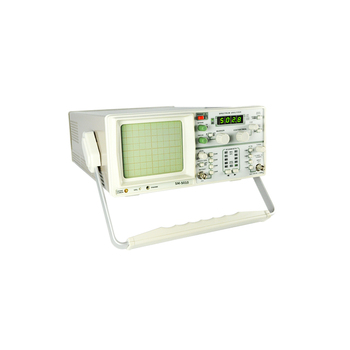 High Precise SM-5010 Spectrum Analyzer with optional signal tracking generator