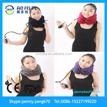 Neck cervical therapy equipment- Air Cervical Neck Traction Soft Brace Device Unit