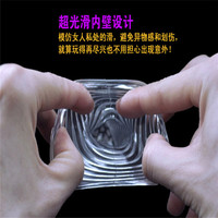 Enlargement crystal delay cock spike condom