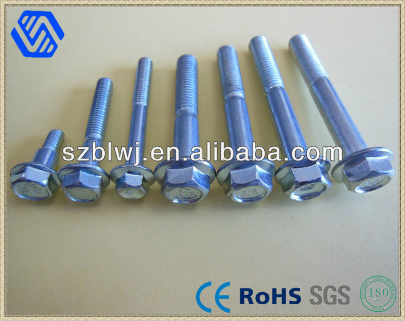 Wholesale Motorcycle Bolts And Nuts Manufacturer in China- Bailian