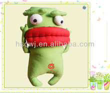 Funny novel animal hallowmas gift spandex stuffed toys