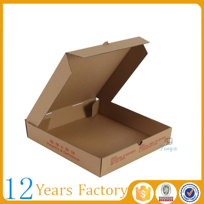 hot sale cardboard box for mini pizza