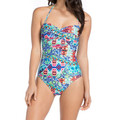 bandeau sweetheart sexy one piece girls swimwear