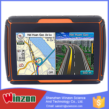 4.3 Inch Built-In Bluetooth Tracking System Tft Touch Screen Waterproof Gps Tracker