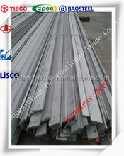 ISO 304 stainless steel flat bar price