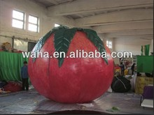Advertising inflatable fruit /inflatable peach