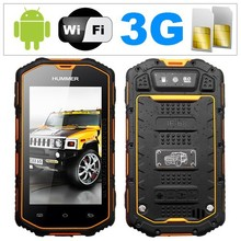 telephone mobile IP67 waterproof dual core rugged smartphone hummer h5